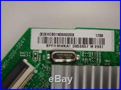 Vizio D55UN-E1 Main Board (XHCB01K0550) 756TXHCB01K0550