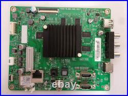 Vizio D55X-G1 Main Board (715G9778-M01-B00-005Y) 756TXICB02K017. Best Price