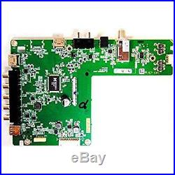 Vizio D60N-E3 LED TV 1P-0166X03-2010 Main Board- 0160CAP0E200
