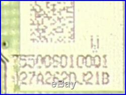 Vizio D650I-B2 Main Board 75.500S0.1000 / 791.00S10.0002