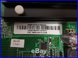 Vizio D65-E0 Main Board (0171-2272-6653) 3665-0472-0150