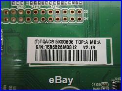 Vizio E370VA Main Board (715G3715-M01-000-004K) CBPFTQACB5K006
