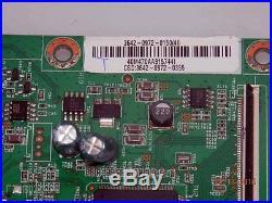 Vizio E420vo Main Board 3642-0972-0150 (0171-2271-3274)