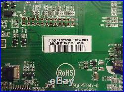 Vizio E470VA Main Board (715G3715-M01-000-004K) CBPFTQACB5K056