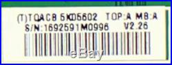 Vizio E470VA Main Board CBPFTQACB5K056