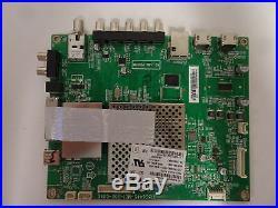 Vizio E500I-B1E Main Board (XECB02K019) 756XECB02K019