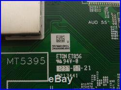 Vizio E502AR Main Board (5574W01001G) 91.74W10.001G. Brand New