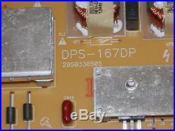 Vizio E550i-B2 MAIN BOARD 056.04167.0001