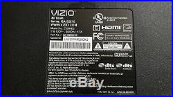 Vizio E550i-B2 Main Board/Power board (All Electronics)
