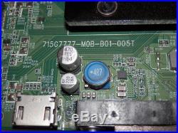 Vizio E55-E1 756TXGCB0QK0260 Main Board (LTM7VIBS Serial)