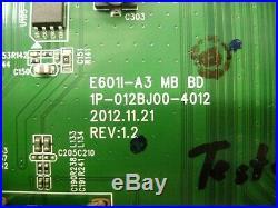 Vizio E601I-A3 Main Board 1P-012BJ00-4012 #AB5