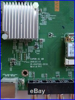 Vizio E60-C3 Main Board 1P-0147C00-2010 P/N 0160CAP08101