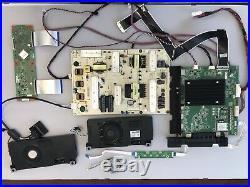 Vizio E60u-d3 Board Kit Power Supply, T-con, Main Av, Cables