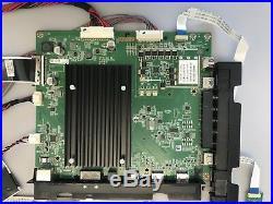 Vizio E60u-d3 Board Kit Power Supply, T-con, Main Av, Cables, Speakers And More