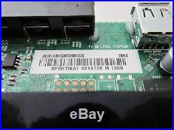 Vizio E65-F1 Main Board (X)XICB0QK020010X 756TXICB0QK020