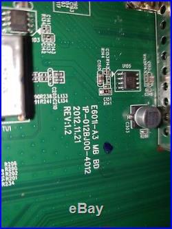 Vizio E701i-A3E Mainboard Main Board MBVZ 0170CAR00100 E601I-A3 1P-012BJ00-4012