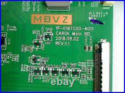 Vizio E70-F3 Ser. LFTRXDLU Main Board Y8388524S Genuine PLEASE SEE NOTE