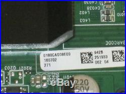 Vizio E80-E3 Main Board 0180CAS08E00