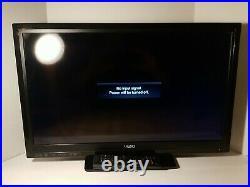 Vizio E-Series 24 Edge Lit Razor LED TV Model Number E240AR