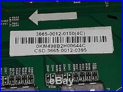 Vizio M3D650SV 3665-0012-0150 Main Board