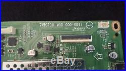 Vizio M422I-B1 Main Board XFCB02K055020Q, 715G7911-M0D-000-004T