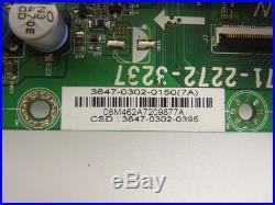 Vizio M470NV Main Board (0171-2272-3237) 3647-0302-0150