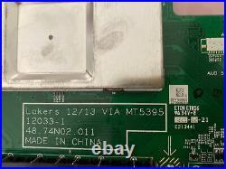 Vizio M550VSE Main Board 91.74Y10.002G (12033-1)