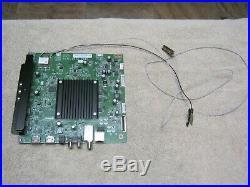 Vizio M657-G0 LAUAQDKV Main Board 3665-0972-0150 (2A) 3665-0972-0395, new
