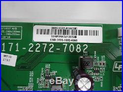 Vizio M657-G0 Main Board (0171-2272-7082) 3665-1032-0150