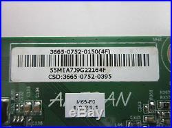 Vizio M65-F0 Main Board (0171-2272-6864) 3665-0752-0150