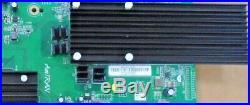 Vizio M65-d0 Main Board 3665-0352-0395, 0171-2272-6163
