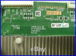 Vizio M70-C3, M60-C3 Main Board 0160CAP09E00, 1P-0149J00-6012 #3G
