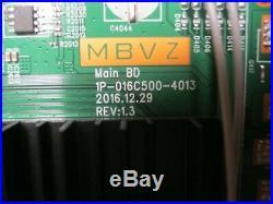 Vizio M70-E3 Serial # LFTRHZL MAIN BOARD Y8387658S 1P-016C500-4013, new