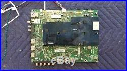 Vizio Main Board 756TXFCB0QK0240 and power button for D55u-D1