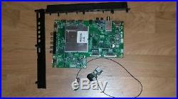 Vizio Main board M652i-B2 75500C010001 with Wifi module tested and working