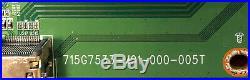 Vizio P50-C1 Main Board 756TXFCB0QK040 715G7533-M01-000-005T