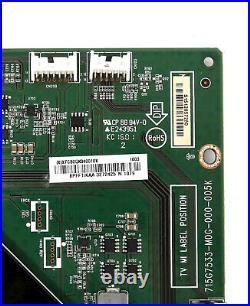 Vizio P50-C1 Main Board 756TXFCB0QK040, XFCB0QK040