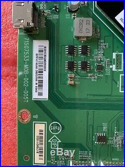 Vizio P55-E1 Main Board 756TXHCB0QK0220