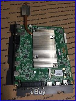 Vizio P602ui-B3 Main Board 0160CAP06E00 1P-0149J00-6012