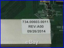 Vizio P652ui-B2 Main Board 734.00603.0011