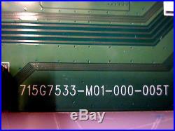 Vizio P65-C1 XGCB0QK04420X (715G7533-MO1-000-005T) Main Board for Serial LTMATLC