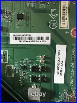 Vizio P65-E1 Main Board 756TXHCB0QK017020X