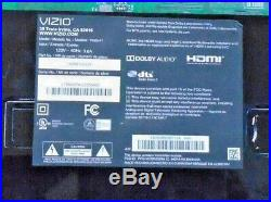 Vizio Pq65-f1 Main Board 756txicb0qk003, (x)xicb0qk003030x