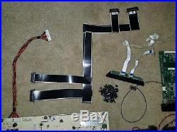 Vizio TV Main Power Supply LED Circuit AV Board E601I-A3 A3E 09-60CAP000-00 Wire