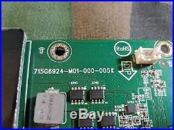 Vizio TV P502UI-B1E Main Board 715G6924-M01-000-005K