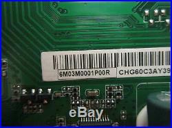 Vizio V655-G9 Main Board (6M03A0000S00J) 6M03M0001P00R