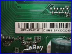 Vizio V655-G9 Main Board (6M03A0001X00J) 6M03M0003120R
