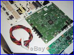 Vizio V705-G3 (LFTRYSLW) Repair Kit MAIN BOARD, POWER SUPPLY, T-CON BOARD ECT