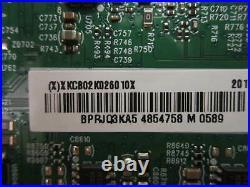 Vizio V705-H1 Main Board (715GA874-M0C-B00-004K) 756TXKCB02K026