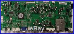 Vizio VX37LHDTV10A 3637-0112-0150 Main Video Board Motherboard